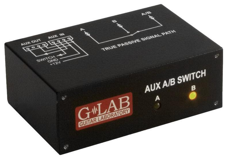 G Lab AUX A/B Switch