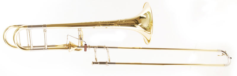 S.E. Shires 7G/TB47 Bb-/F- Tenor Trombone