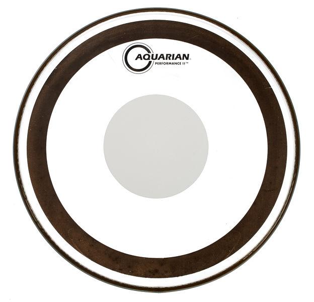 "Aquarian 12"" Performance II Clear Dot"