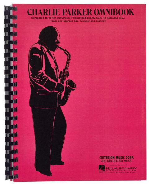 Charlie Parker Omnibook Bb Atlantic Music