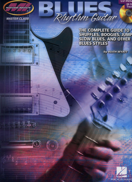 Hal Leonard Blues Rhythm Guitar