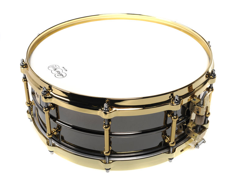 "Ludwig LB416BT 14""x5"" Black Beauty"