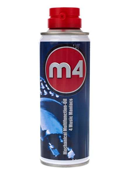 LR System M4 Function Oil for Drumsets