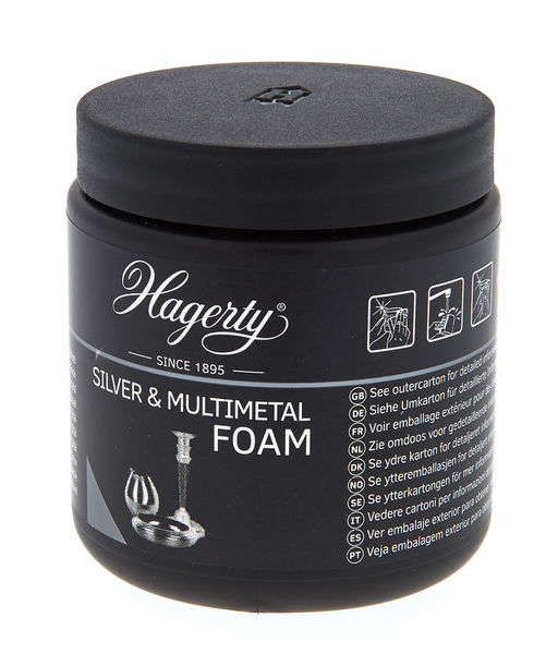 Hagerty Silver Foam (Silver & Multim.)