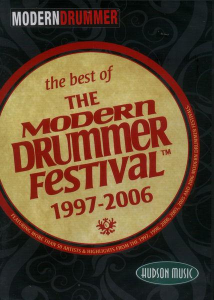 Hudson Music Modern Drummer Festival DVD