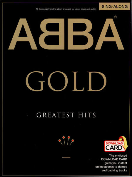 ABBA Gold Wise Publications