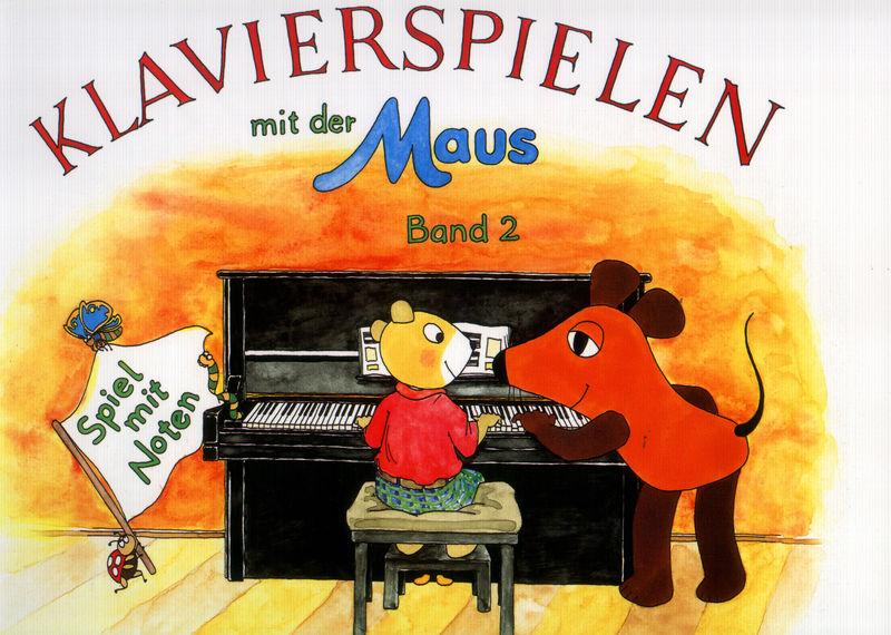 Sikorski Musikverlage Klavier spielen mit der Maus 2