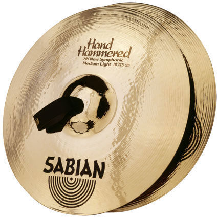 "Sabian 18"" HH New Sym. Medium Light"