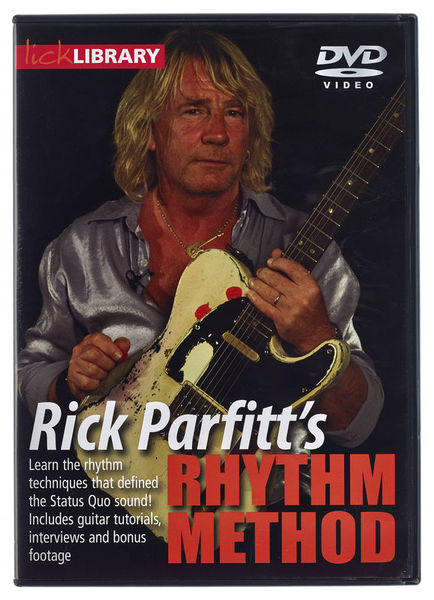 Roadrock International Rick Parfitt`s Rhythm Method