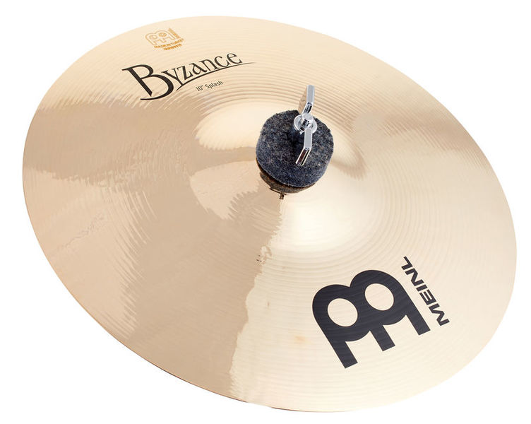 "Meinl 10"" Byzance Splash Brilliant"