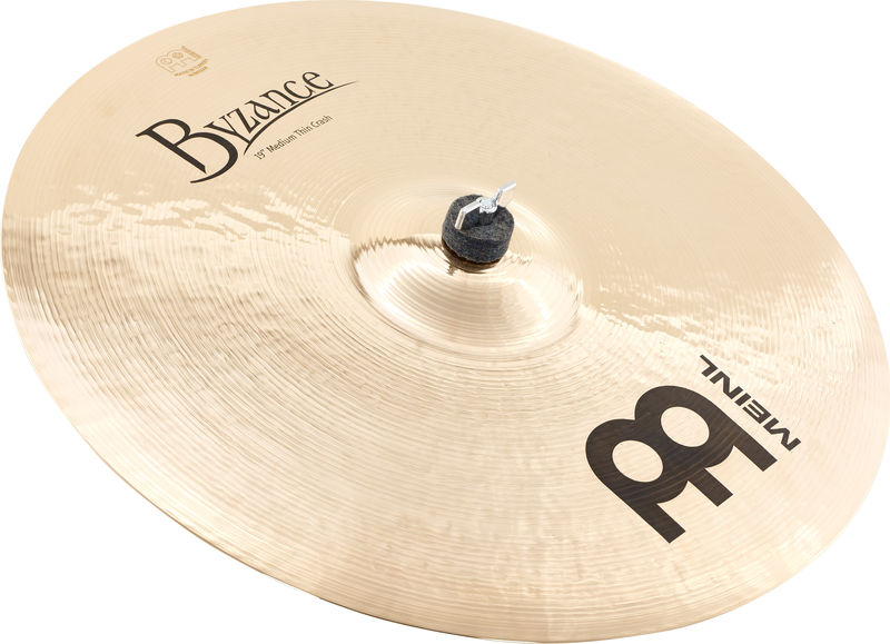 "Meinl 19"" Byzance Med. Thin Crash B."