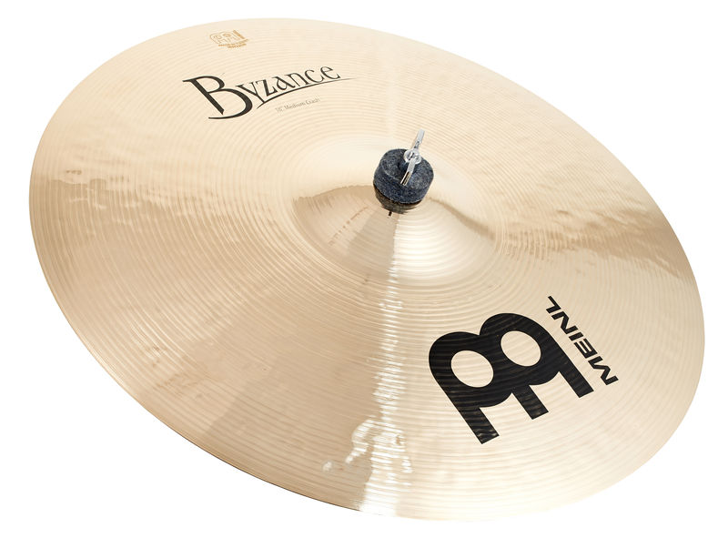 "Meinl 18""Byzance Medium Crash Brill."