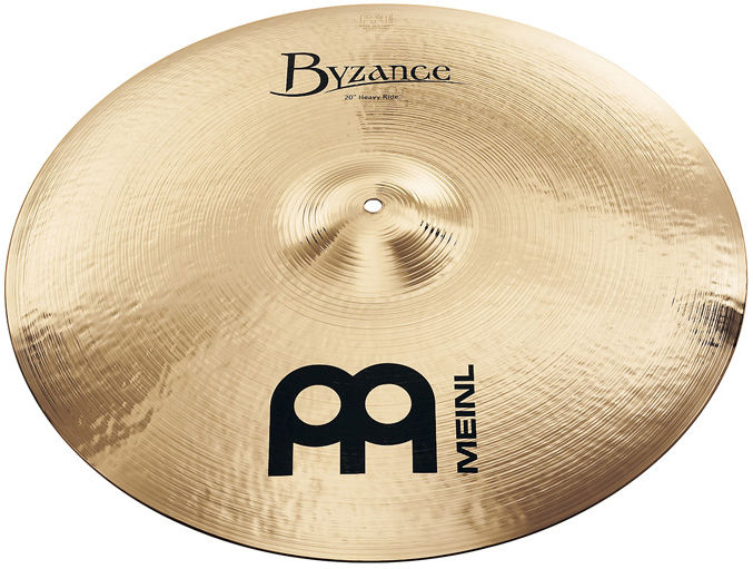 "Meinl 20"" Byzance Heavy Ride Brill."