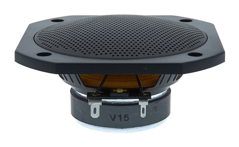 Visaton FRS 10 WP 4 Ohms Black