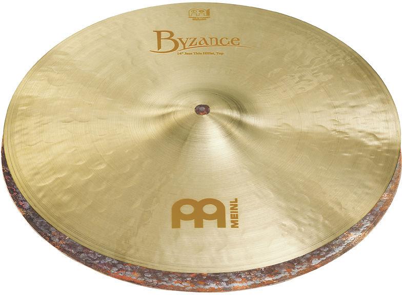 """Meinl 14"""" Byzance Jazz Hi-Hat Thin"""