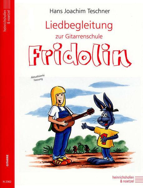 E Heinrichshofen Liedbegleitung Fridolin