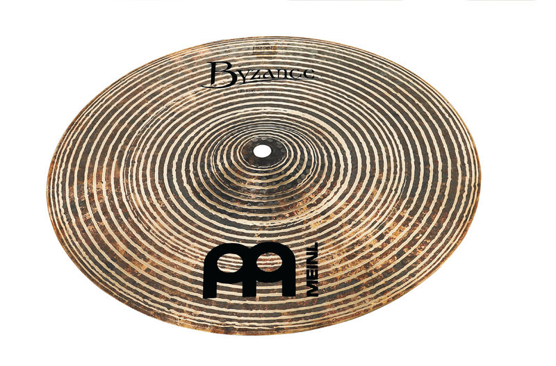 "Meinl 13"" Byzance Dark Spectrum Hats"