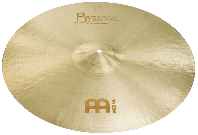 "Meinl 20"" Byzance Medium Thin Ride"