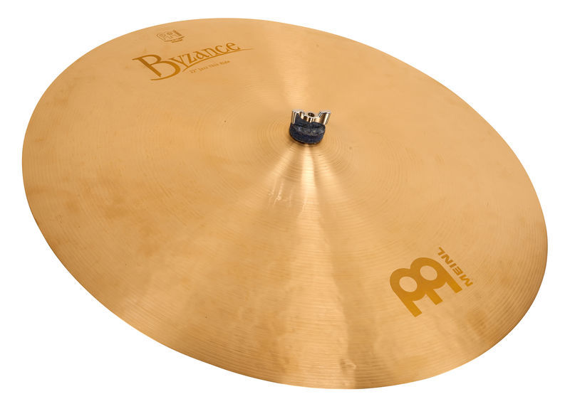 "Meinl 22"" Byzance Thin Ride"