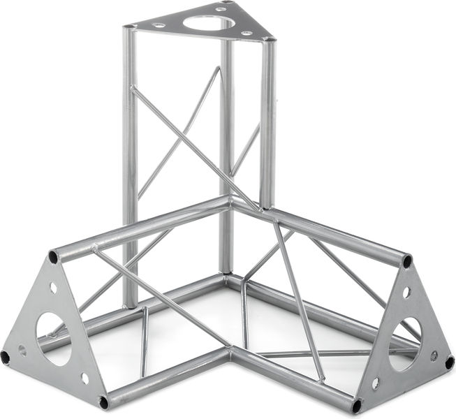 Decotruss Corner 3-Way \/ L SAL 34 SI