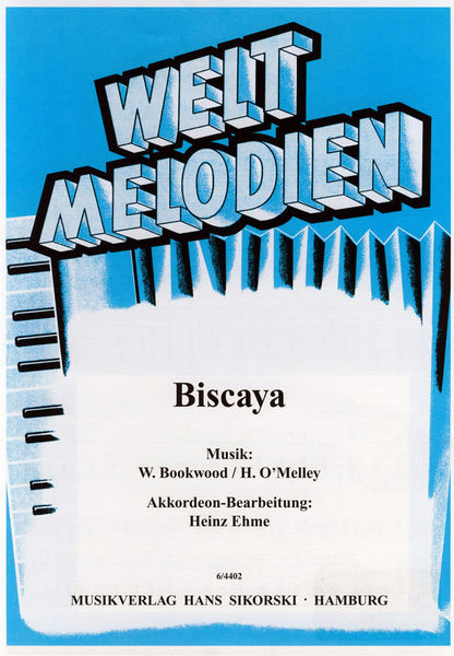 Sikorski Musikverlage Biscaya Accordion