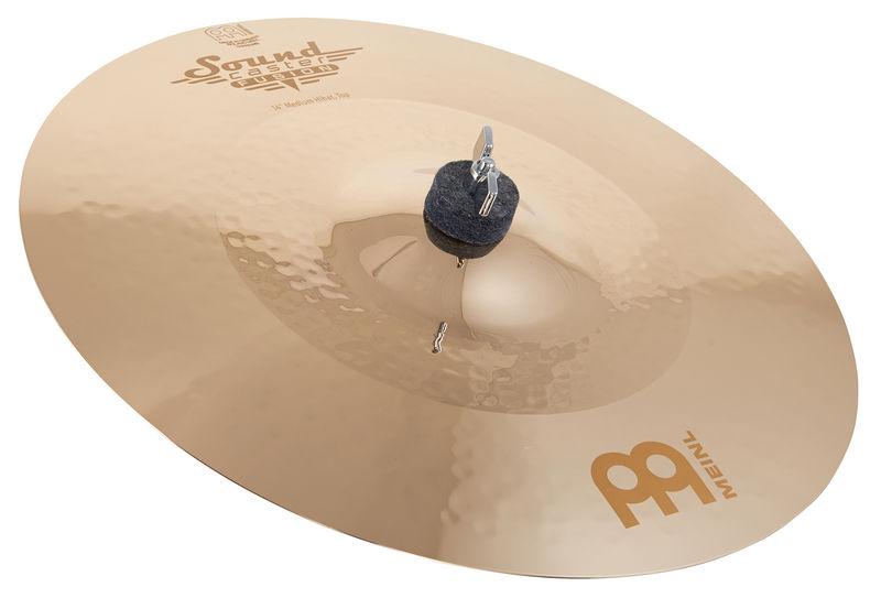 """Meinl 14"""" Sound Caster Fusion Hi-Hat"""