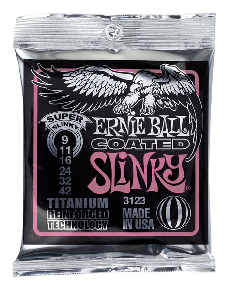 Ernie Ball 3123 Super