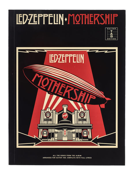 Led Zeppelin Mothership Wise Publications