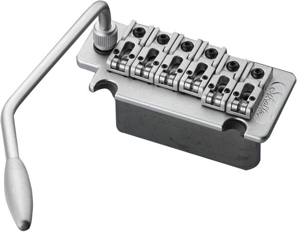 Schaller Tremolo 2000 Satin-Chrome
