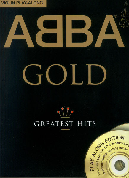 Wise Publications ABBA Gold for Violin