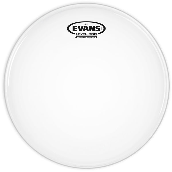 "Evans 12"" G12 White Coated"