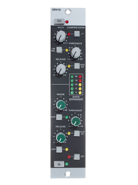 SSL X-Rack E-Series Dynamics