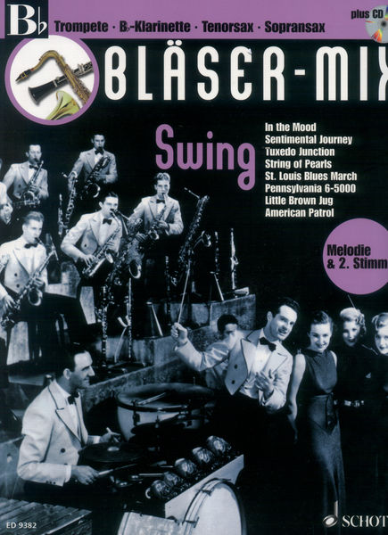 Schott Bläser-Mix Swing Bb