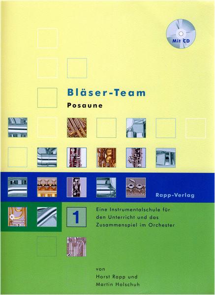 Horst Rapp Verlag Bläser-Team 1 Trombone