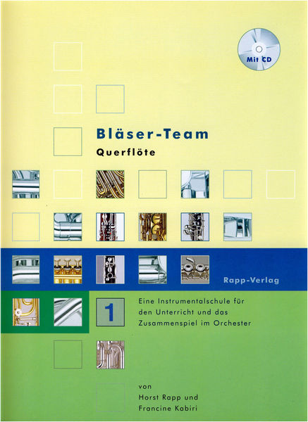 Horst Rapp Verlag Bläser-Team 1 Flute