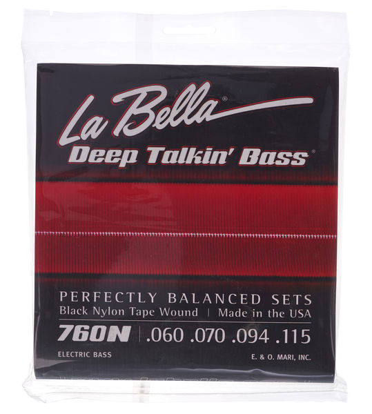 La Bella 760N Bass Strings Set