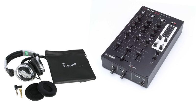 Ecler NUO 3.0 Bundle