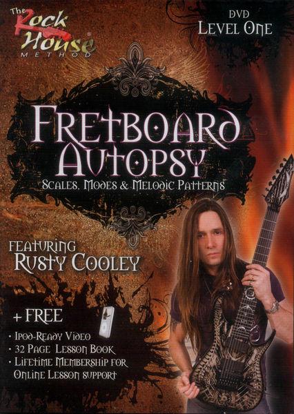 Rock House Method Fretboard Autopsy Vol.1 DVD