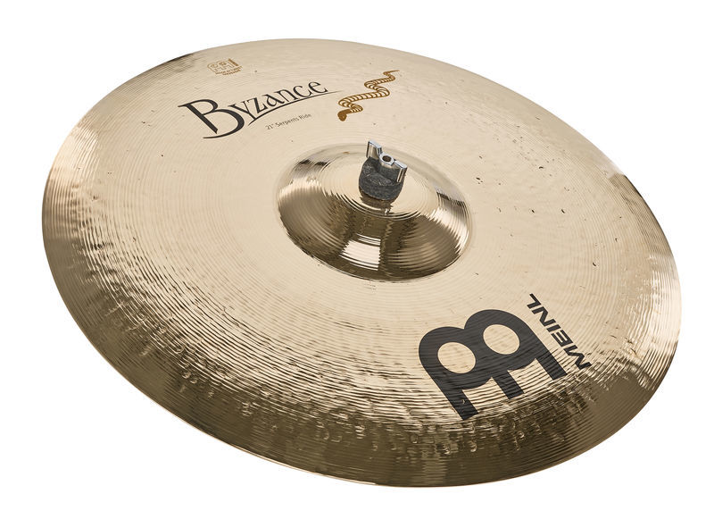 "Meinl 21"" Byzance Serpents Ride"