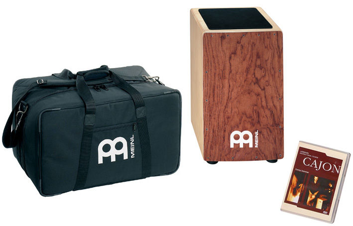 Meinl CAJ300BU-M 30th Cajon Bundle