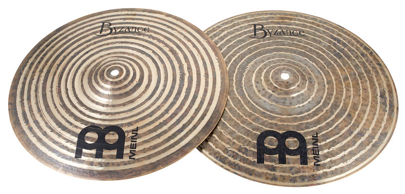 "Meinl 14"" Byzance Dark Spectrum Hats"