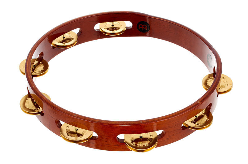 Meinl TA1B-AB Wood Tambourine