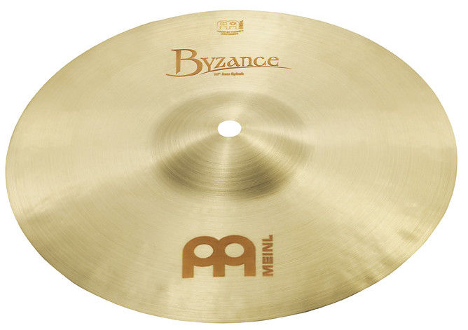 "Meinl 10"" Byzance Jazz Splash"