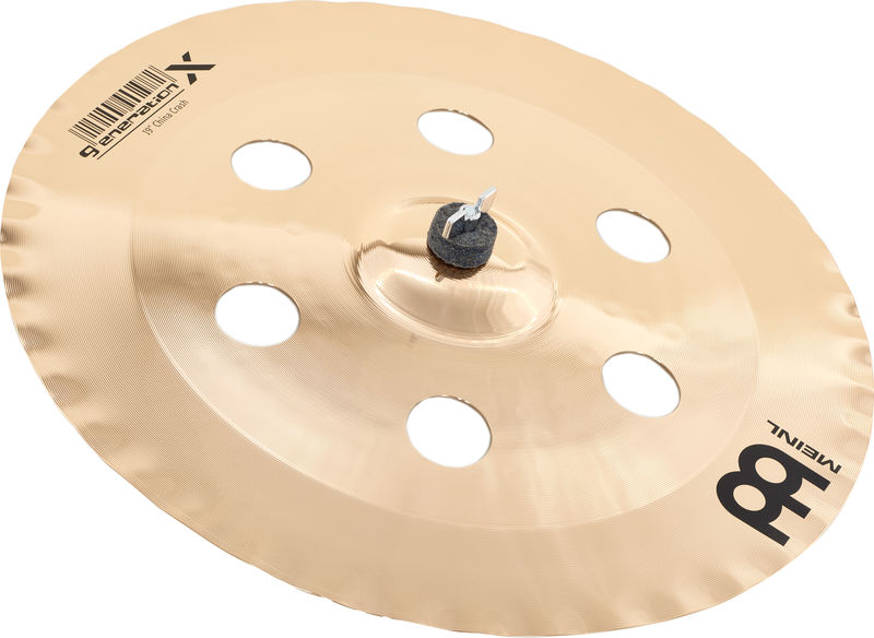 "Meinl 19"" Generation X China Crash"