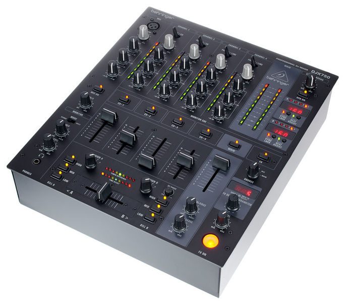 DJX750 Behringer