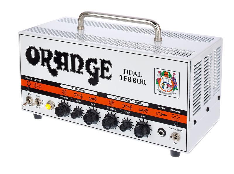 Orange Dual Terror : orange dual terror head thomann united states ~ Hamham.info Haus und Dekorationen