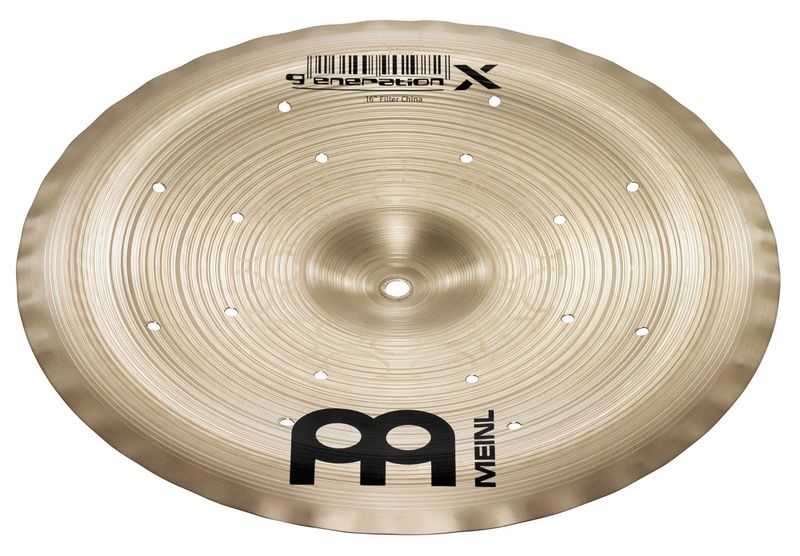 "Meinl 16"" Generation X Filter China"