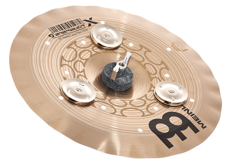 "Meinl 10"" Generation X Jingle China"