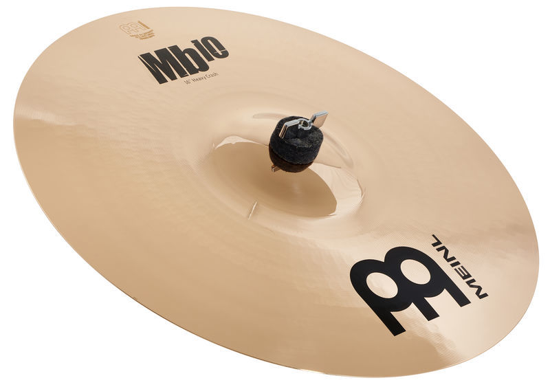 "Meinl 16"" MB10 Heavy Crash Brilliant"