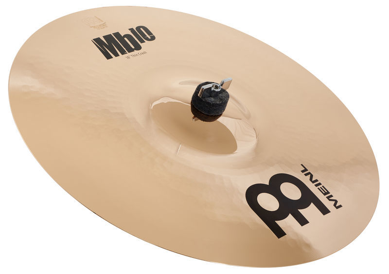 "Meinl 16"" Mb10 Thin Crash Brilliant"